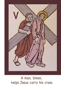 Stations of the Cross (5)