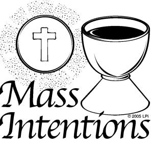 Mass Intentions 1